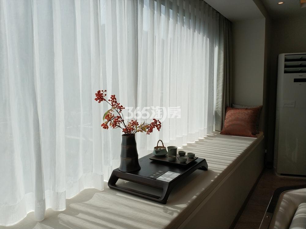阳光城翡丽海岸110方样板房——飘窗