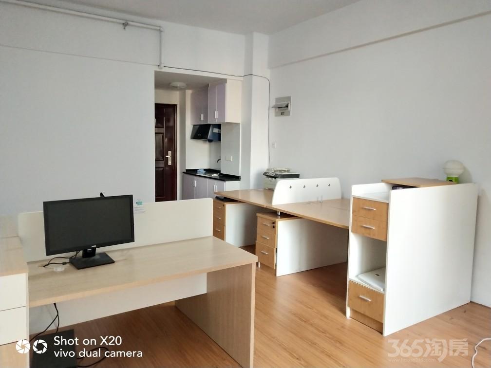 汇禾领府,精装43平米写字楼,设备齐全,随时入驻办公!
