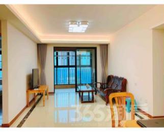 雅居乐中心广场 3室2厅1卫101平米整租精装