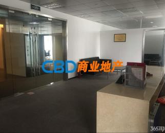 河西CBD 金奥租赁中心 200至4000平可分 新地中心旁精装修
