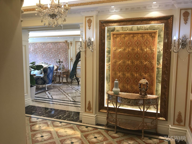 沈阳万达公馆3室2厅4卫187.77平米豪华装