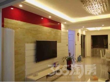 汇成上东3室2厅2卫116平米豪华装产权房2016年建