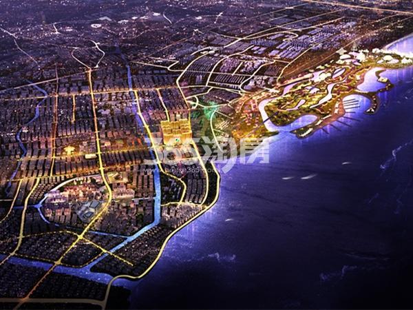 蓝钻公寓交通图