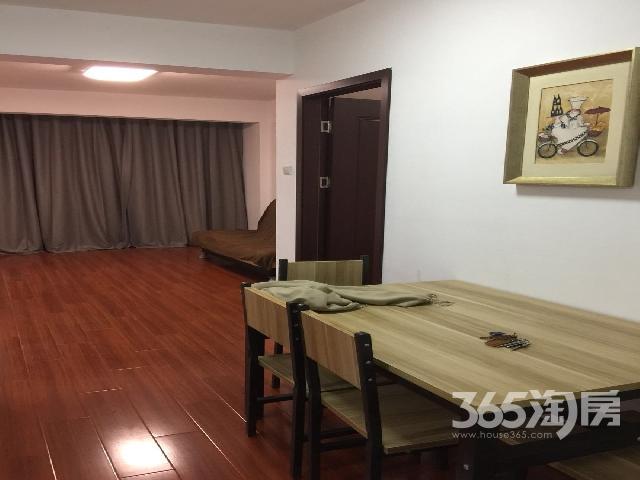 时代广场二期2室2厅1卫80㎡整租精装