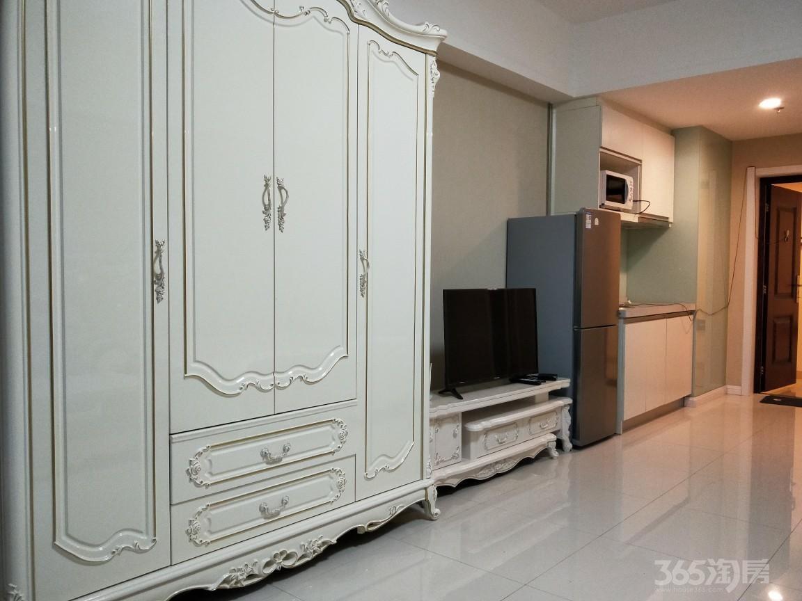 华府新天地1室0厅1卫55平米整租精装