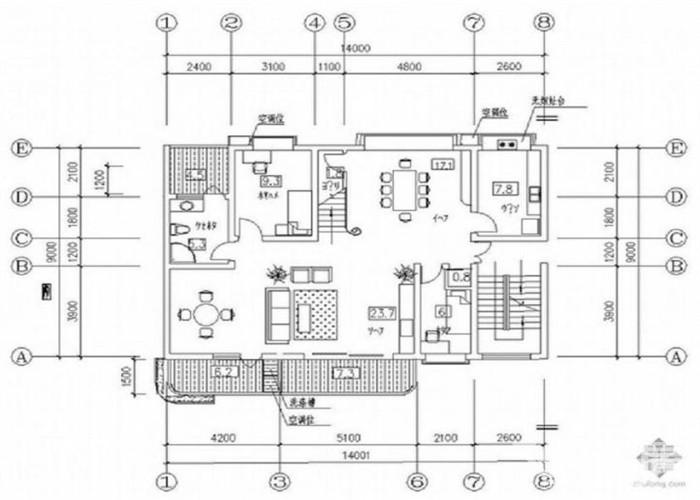 江宁区将军大道玛斯兰德0室0厅户型图