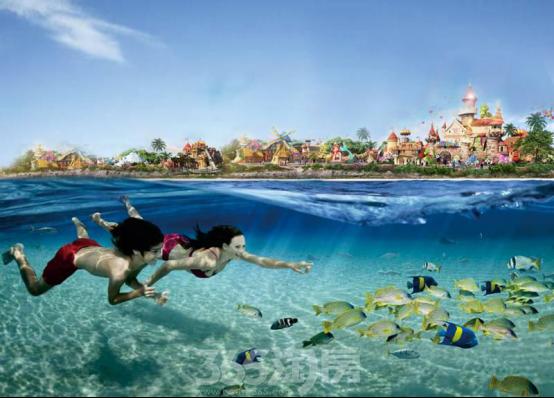 中国海南海花岛:恒大带你走进岛居梦