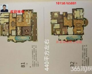 湘岛湖居五A景区内一线湖景 带独立电梯私家泳池 花园200平