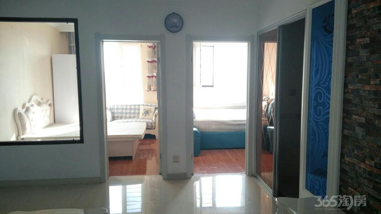 九州御府2室1厅1卫69.26平米整租精装