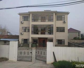长江边 八卦洲 独栋3层550平米 可办公 可农家乐