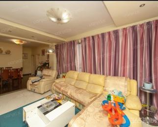 中天香悦华府3室2厅2卫119.45平米2005年产权房精装