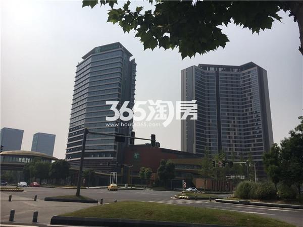 翠屏诚园周边建筑实景图(7.11)