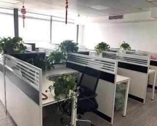清江苏宁广场 河西万达广场 精装修全套办公家具 有钥匙地