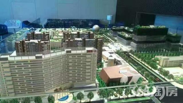 廊和坊金融街2室1厅1卫40平米70年产权房豪华装