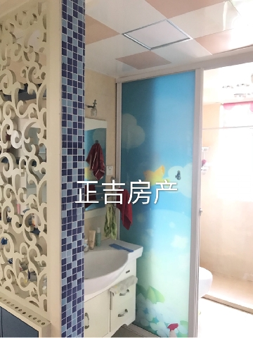 北京西路铁佛花园 精装修3房 116平米 育红+11中双学区房