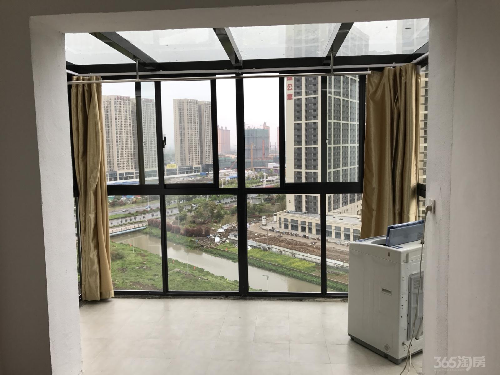 明发新城中心3室2厅1卫送大露台115.00万元