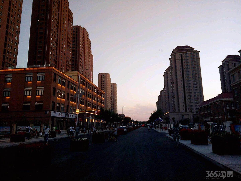 盛和嘉园豪华装修183万85平米两室两厅,市内快速路旁