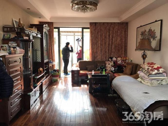 奥体融侨中央花园二期3室2厅1卫110�O整租精装