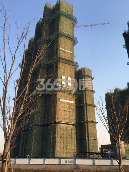 华润国际社区工程进展实景图(12.16)