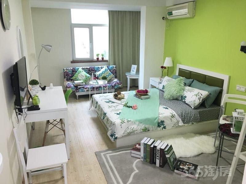 公交苑1室1厅1卫30平米整租精装