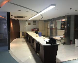 苏苑大厦 正对电梯口 办公隔断 部分家具 性价比很高 新街