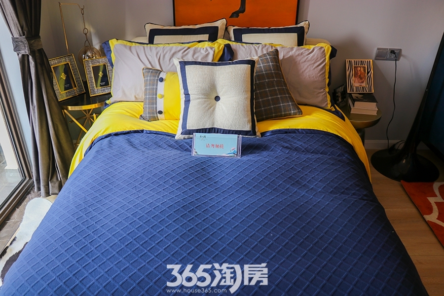 三潭音悦37平户型样板间—卧室