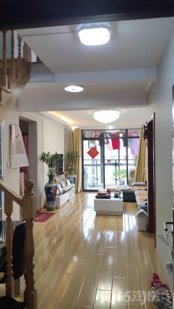 绿地世纪城3室3厅2卫150平米2016年产权房豪华装