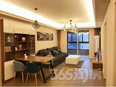 万科尚都荟3室2厅2卫111平米精装产权房2016年建