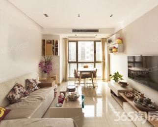 中电颐和家园四期2室1厅2卫71.36平米豪华装产权房