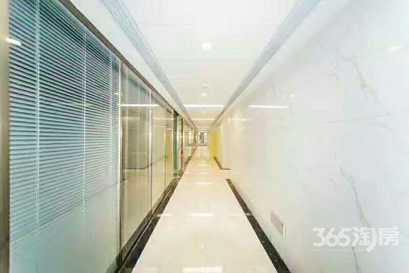城南电视塔曲江国展中心2000平现房写字间含税出租