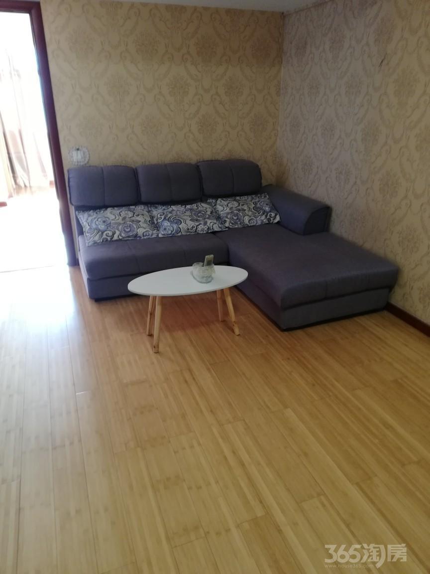 黄河东岸小区2室2厅1卫78.3平米整租精装