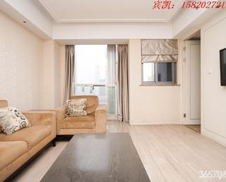 世茂滨江 精装2房 设施齐全 生活舒适 宜居 采光极好 黄金