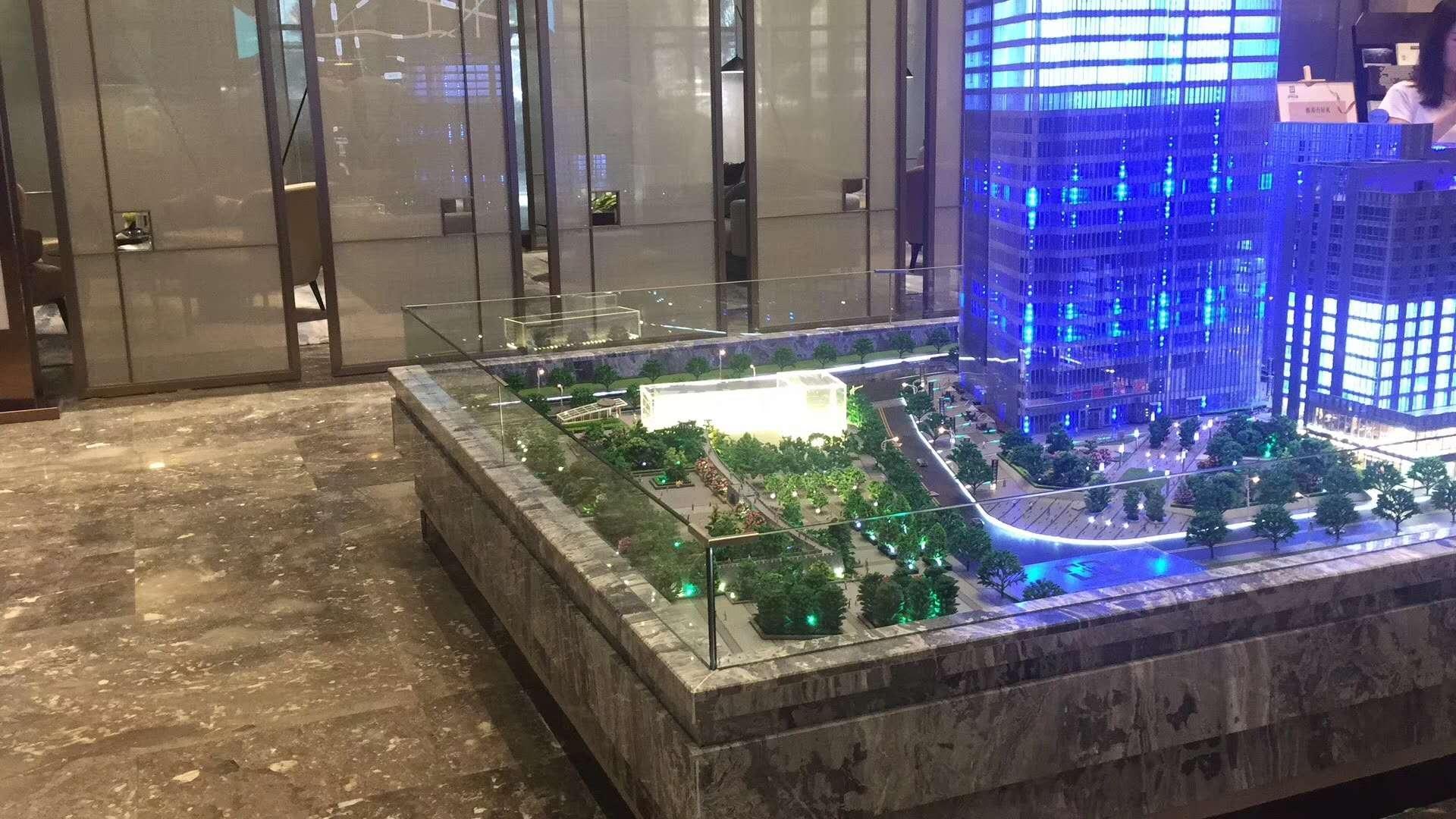 汉中公馆实景图