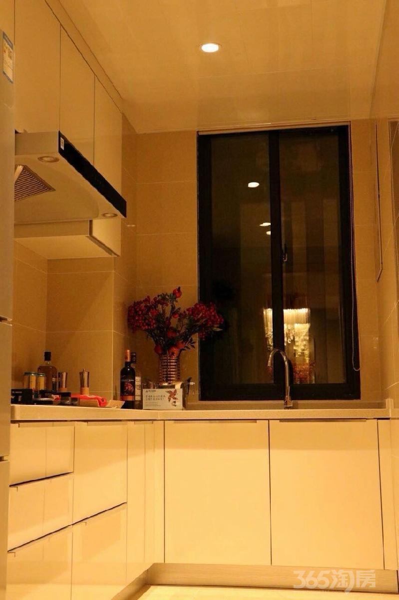 明发北站新城3室2厅2卫105平米2015年产权房豪华装