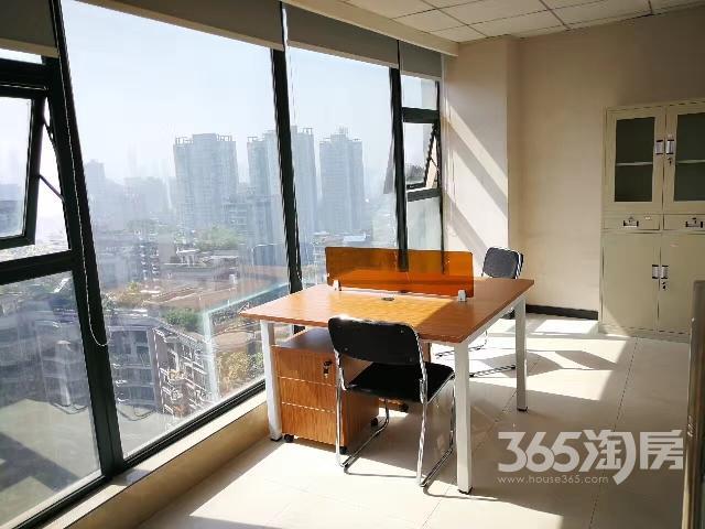 长都商务大厦1600�O可注册公司合租精装