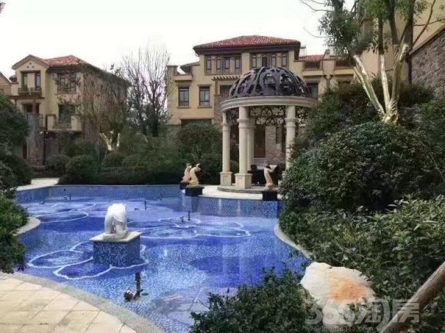 布鲁克庄园 独栋别墅 100平院子 游泳池高尔夫球场一应俱全