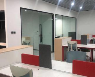 南站 高铁大厦 50平米办公房出租 配办公桌椅