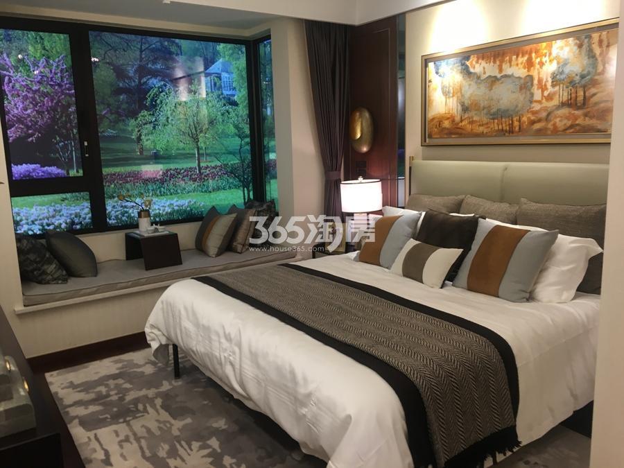 新城香悦公馆A4户型138方样板房——卧室