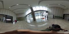 南京南站旁 绿地之窗南广场4.2米大平层朝南正对电梯口 可以