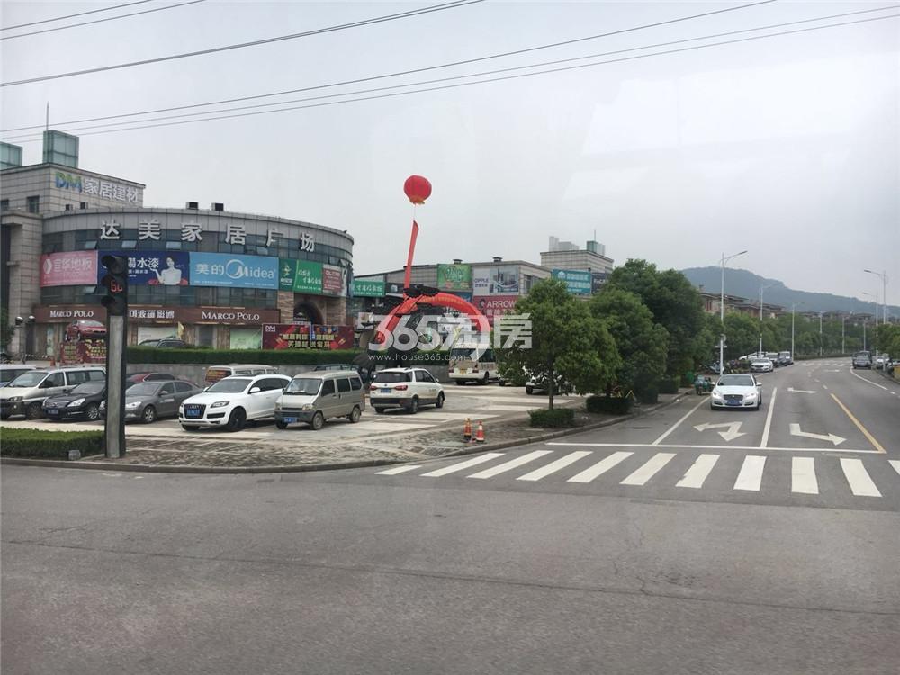 中航樾广场周边商业(5.19)