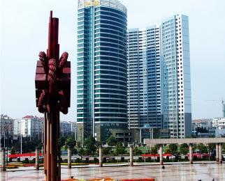 瑶海区中环国际大厦27层整层出租业主直租无中介