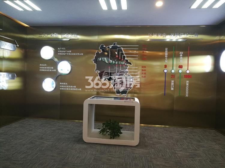 弘阳时代中心售楼处(12.26)