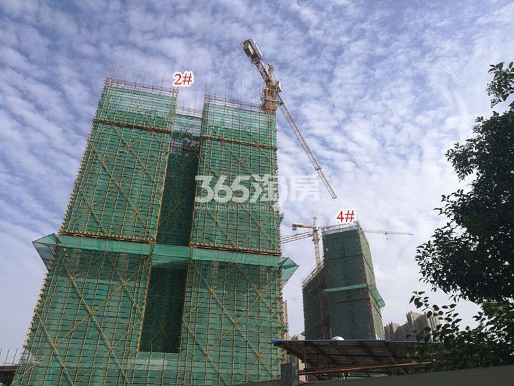 弘阳时代中心施工进展(12.26)