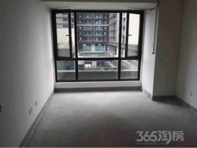 深业滨江半岛2室2厅1卫87平米毛坯产权房2017年建