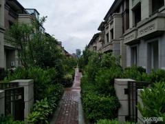 景瑞望府中间套别墅 小区中间位置 北进门 南花园 诚心出售