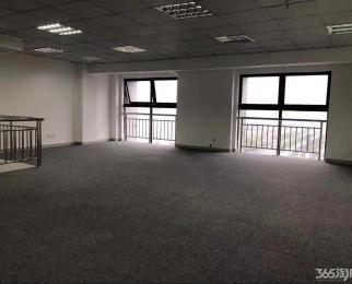 百家湖地铁商圈124平创业园办公室精装全配