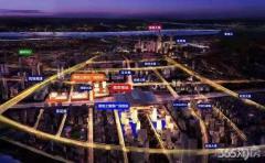 南京南站 绿地之窗南广场5A甲级写字楼 整层多套出售 满100送车位