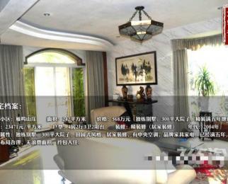 雁鸣山庄6室2厅3卫242平方产权房豪华装