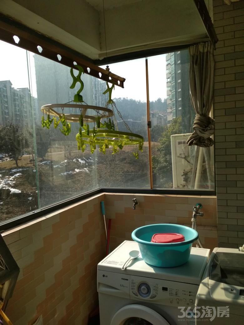 南航揽翠苑3室2厅1卫122.59平米2009年产权房精装