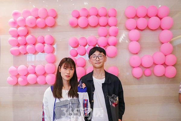 荣盛华府520告白气球趴(2018.5摄)